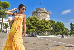 Слънчев уикенд в Гърция за Великден или друга дата по избор! 2 нощувки със закуски, хотел 3* на Олимпийската ривиера, транспорт и програма - Снимка