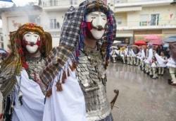 На карнавал в Науса, Гърция през февруари! 1 нощувка със закуска и транспорт, посещение на Вергина и екскурзовод! - Снимка