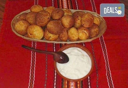 Соленките на Баба със сирене или с кашкавал! Ексклузивна оферта за празници на всички малки и големи внуци и правнуци от работилница за вкусотии Рави! - Снимка 1