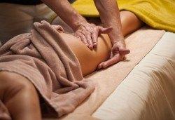 Дълбокотъканен антицелулитен смесен масаж с вендузи на всички засегнати зони в студио за масажи RG Style - Снимка