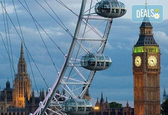 За 8-ми март в Лондон с Дари Травел! 3 нощувки със закуски в Royal National Hotel 3*, самолетен билет, летищни такси, трансфери и богата програма - Снимка 4