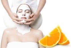 Луксозна комбинирана терапия за лице със самозатопляща се маска, студио Galina