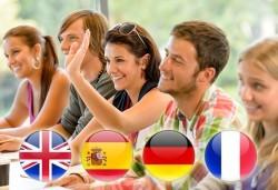 Разговорен курс по английски, немски, френски или испански в езиков център Полиглота