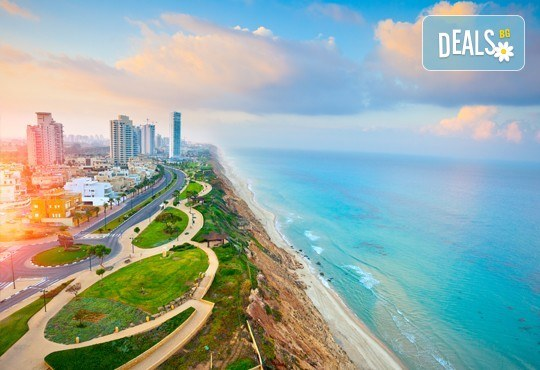 Самолетна екскурзия до Израел в период по избор с U Travel! 3 нощувки със закуски и вечери в хотел 3*, самолетен билет и такси, трансфери - Снимка 5