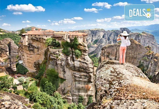 Екскурзия до Гърция с посещение на Солун и Метеора: 2 нощувки със закуски в хотел 2* на Олимпийската Ривиера, транспорт и водач от агенция Поход! - Снимка 1