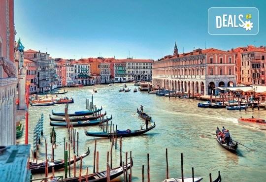 Екскурзия до Любляна, Венеция, Падуа и Верона през март и април! 2 нощувки със закуски в Лидо ди Йезоло, транспорт и екскурзовод! - Снимка 1