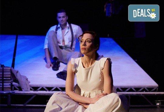 Гледайте новата постановка Човекът, който искаше на 26-ти януари (четвъртък) в МГТ Зад канала! - Снимка 1