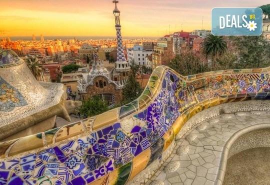 Испанска фиеста в Мадрид, Валенсия и Барселона! 9 нощувки със закуски, комбиниран транспорт самолет и автобус и богата програма - Снимка 1