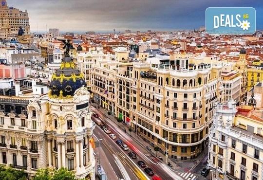 Испанска фиеста в Мадрид, Валенсия и Барселона! 9 нощувки със закуски, комбиниран транспорт самолет и автобус и богата програма - Снимка 5
