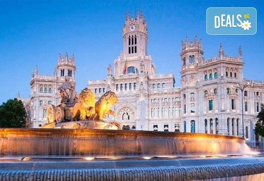 Испанска фиеста в Мадрид, Валенсия и Барселона! 9 нощувки със закуски, комбиниран транспорт самолет и автобус и богата програма - Снимка 2