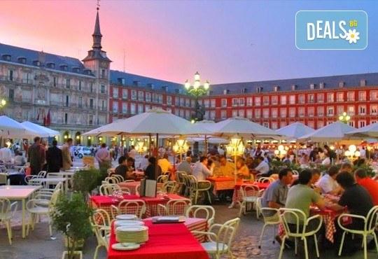 Испанска фиеста в Мадрид, Валенсия и Барселона! 9 нощувки със закуски, комбиниран транспорт самолет и автобус и богата програма - Снимка 15