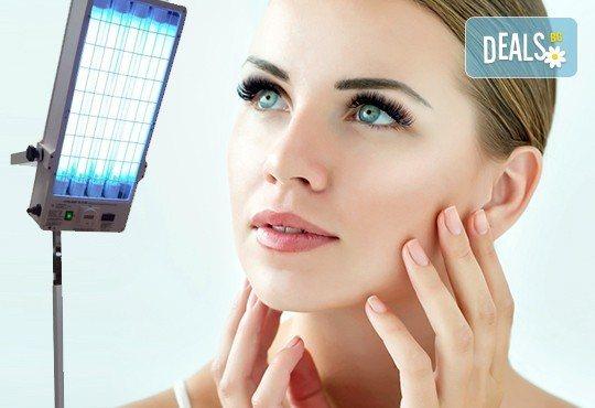 За здравето на Вас и Вашите деца! 10 нагревки с кварцова лампа против синузит от Senses Massage & Recreation! - Снимка 2