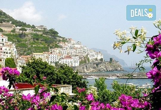 Екскурзия до южна Италия, от Неапол до Алберобелло, с Амадеус 7! 4 нощувки със закуски и вечери в хотел 3*, транспорт и богата програма - Снимка 2