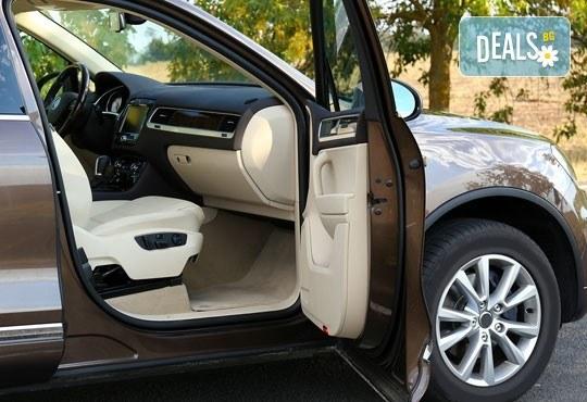 ВИП Комплексно измиване на лек автомобил лек автомобил, миниван или джип в Автомивка К.Е.Ф. и обяд в Adrenalin Bar & Dinner - Снимка 2