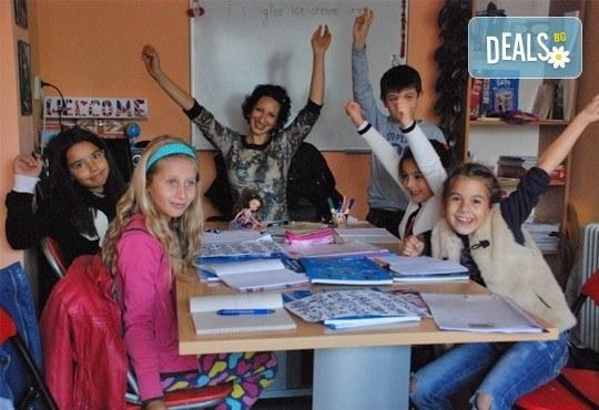 Съботно - неделен курс по Английски език за начинаещи в Езикова школа Imagine English, 48 учебни часа - Снимка 5