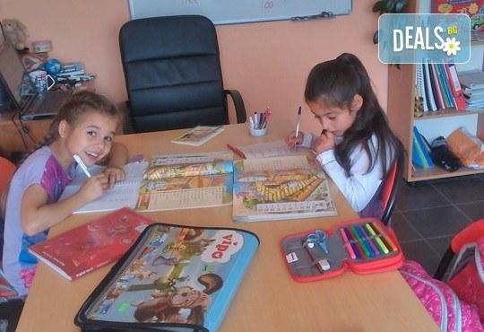 Съботно - неделен курс по Английски език за начинаещи в Езикова школа Imagine English, 48 учебни часа - Снимка 4