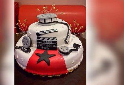 3D торти за тийнейджъри с дизайн по избор от Сладкарница Джорджо Джани - Снимка