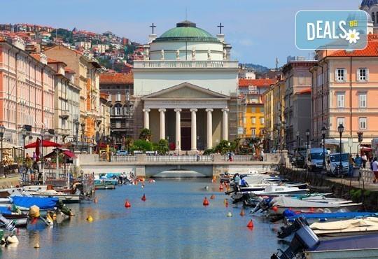 Екскурзия до Италия и Хърватска: 4 нощувки със закуски и вечери,...