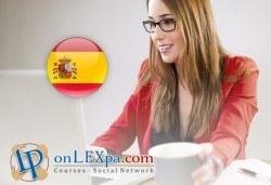 Онлайн курс по испански език, нива А1 и А2, www.onlexpa.com