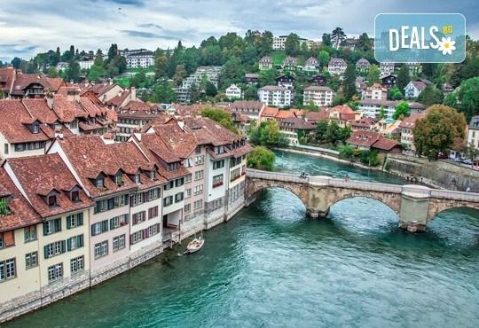 Самолетна екскурзия до Швейцария, с посещение на Цюрих, Женева, Лозана, Страсбург и Базел: 4 нощувки със закуски и самолетен билет от София Тур! - Снимка 2