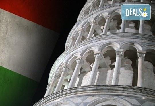 Уикенд екскурзия в Пиза, Италия: 3 нощувки със закуски в хотел 2*, двупосочен самолетен билет и летищни такси - Снимка 3
