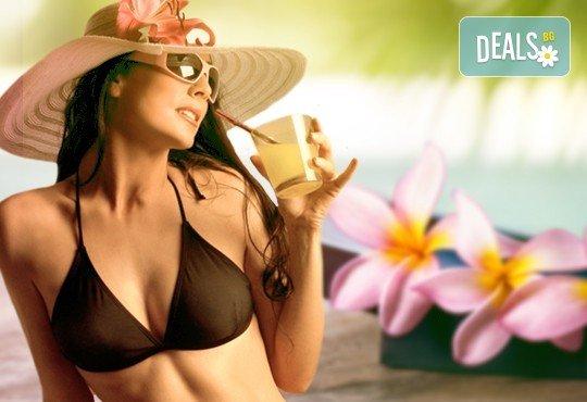 Релаксирайте с 70-минутен хавайски масаж на цяло тяло от салон за красота Sassy! - Снимка 2