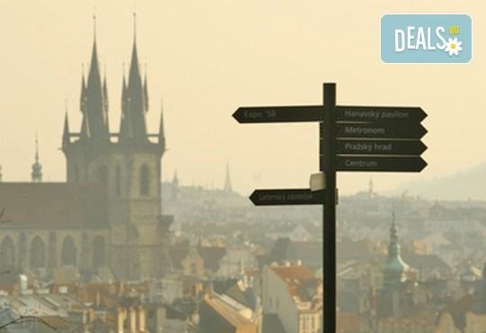 Уикенд почивка през март в Златна Прага! 2 нощувки със закуски, самолетен билет, летищни такси и трансфери, обиколка на Прага! - Снимка 3