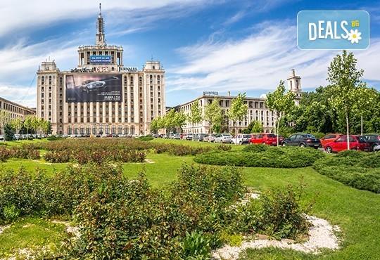 Екскурзия до Букурещ и Синая, Румъния! 2 нощувки със закуски и транспорт в хотел по избор, транспорт и екскурзовод от Глобул Турс! - Снимка 2