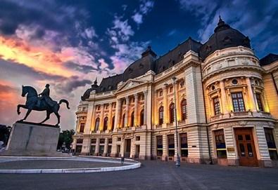Екскурзия до Букурещ и Синая, Румъния! 2 нощувки със закуски и транспорт в хотел по избор, транспорт и екскурзовод от Глобул Турс! - Снимка