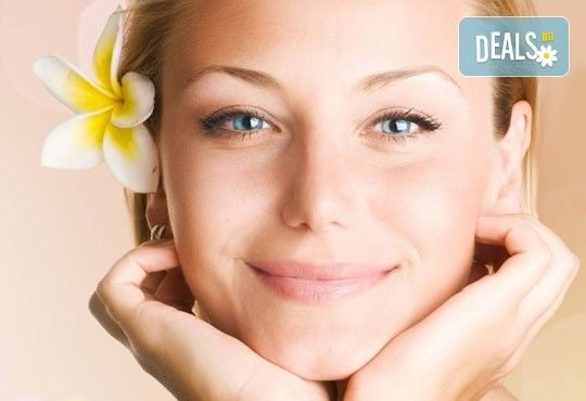 Нека лицето Ви засияе! Вземете процедура за почистване на лице и оформяне на вежди с продукти Profiderm или Collagena от студио Маями Брийз - Снимка 1