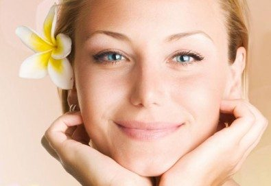 Нека лицето Ви засияе! Вземете процедура за почистване на лице и оформяне на вежди с продукти Profiderm или Collagena от студио Маями Брийз - Снимка