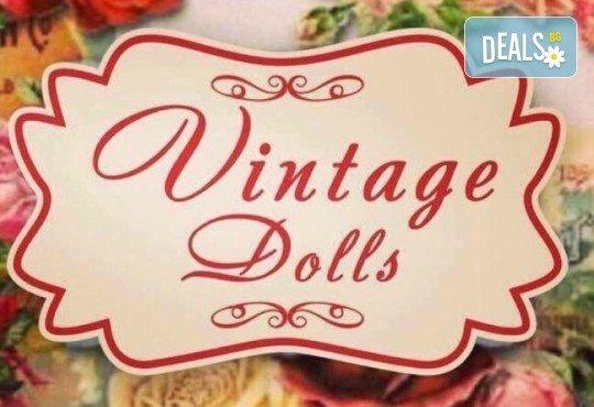 За поразителен поглед! Поставяне на мигли от норка по метода косъм по косъм в Студио Vintage Dolls - Снимка 8