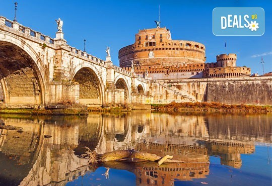 Майски праници в Италия, разгледайте Рим: 3 нощувки със закуски, самолетен билет, летищни такси и трансфери, панорамна обиколка на Рим! - Снимка 3