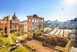 Април-май в Рим, Италия: 3 нощувки, закуски,самолетен билет, трансфери