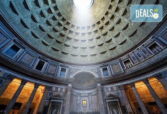 Майски праници в Италия, разгледайте Рим: 3 нощувки със закуски, самолетен билет, летищни такси и трансфери, панорамна обиколка на Рим! - Снимка 4