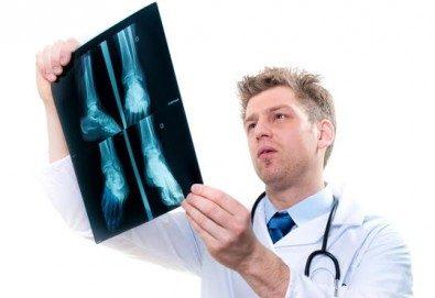 Преглед при опитен специалист ортопед-травматолог в Медицински център Витоша - Снимка