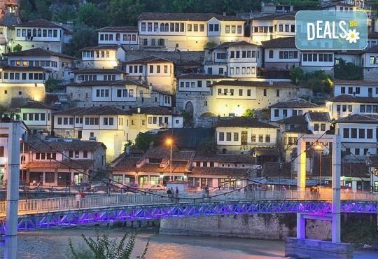 Екскурзия през март, април или май до красивите Дуръс, Тирана, Берат и Круя, Албания! 3 нощувки със закуски и вечери, транспорт от Глобул Турс! - Снимка 2