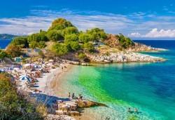 Ранни записвания за море на остров Корфу! 4 нощувки със закуски и вечери в Hotel Albatros 3*, транспорт и водач от агенцията! - Снимка