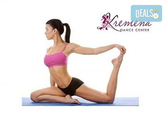Погрижете се за себе си! Вземете 4 посещения на тренировки по избор от Пилатес или Обща физическа подготовка в Kremena Dance Center! - Снимка 4