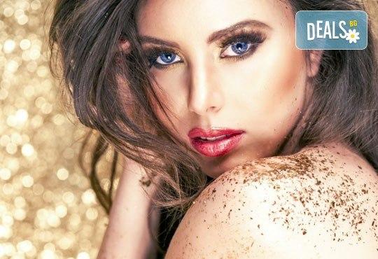 Пакет от глезещи VIP процедури за лице и тяло, за нея или за него, в Студио за красота Denny Divine! - Снимка 1