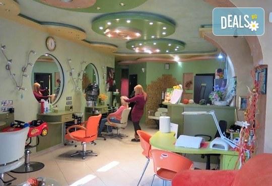 Комбинирано почистване на лице и терапия против мазна и проблемна кожа с лечебна козметика от Luxury wellness & Spa! - Снимка 3