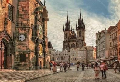 Екскурзия до Златна Прага на дата по избор със Запрянов Травел! 2 нощувки със закуски в хотел 2/3*, транспорт и програма - Снимка