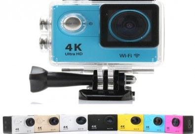 За всички любители на екстремните изживявания! Запечатайте най-добрите си моменти с професионална, водоустойчива HD камера в цвят и параметри по избор от Параклакс! - Снимка