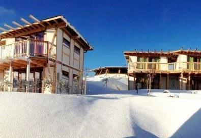 На почивка сред истинската природа през февруари или март! Еко селище Дебели Даб, Стара Кресна - 1 нощувка на човек,безплатен интернет и паркинг! - Снимка