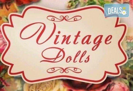 Нежна грижа за студени дни! Терапия за сухи ръце и оформяне на ноктите в салон за красота Vintage Dolls - Снимка 7