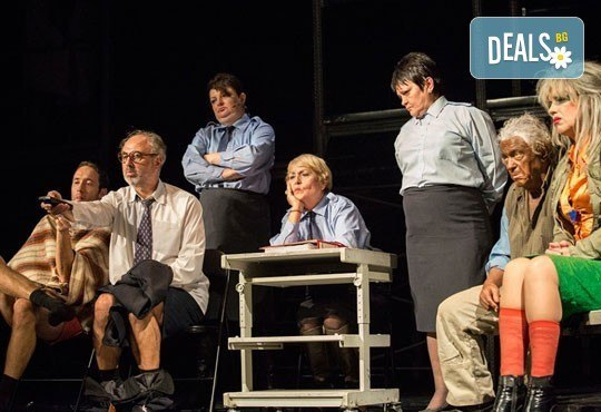 Last minute! Страхотни момчета, на 03.02. от 19ч., в Младежкия театър, голяма сцена, билет за един - Снимка 8