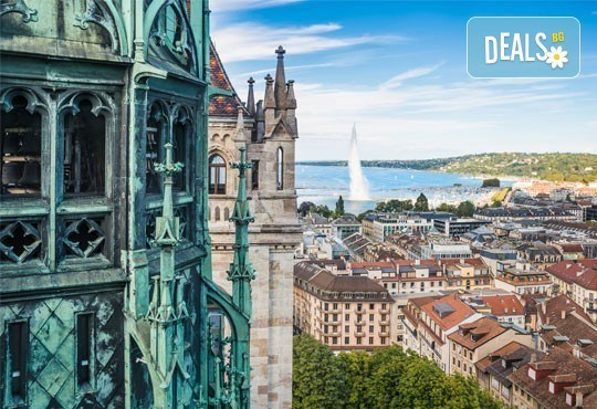 Великден и Майски празници: Париж, Лоара и Швейцария! 9 нощувки и закуски, транспорт и екскурзовод - Снимка 15