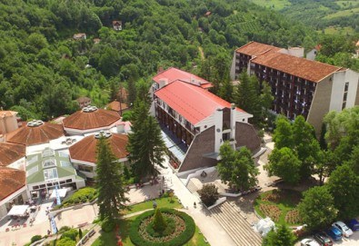СПА уикенд в Пролом Баня, Сърбия, през март с Дениз Травел! 2 нощувки със закуски, обеди и вечери в хотел Радан, ползване на СПА зона и танспорт - Снимка