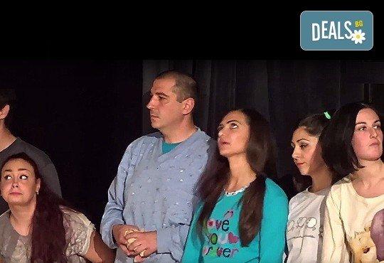 """Гледайте комедията """"Чичо Фьодор"""" по Едуард Успенски, на 09.02. или 21.02. от 19 ч.,Театър Виа Верде, на сцената на Сълза и Смях, камерна зала - Снимка 4"""