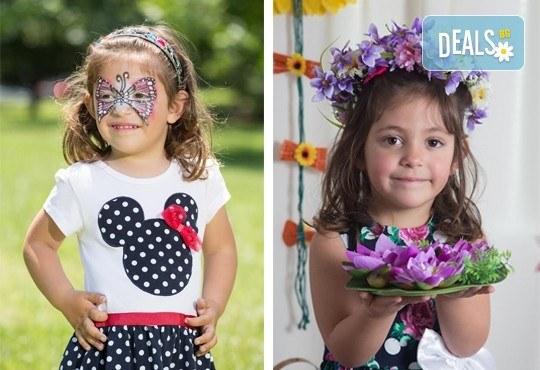 За всеки специален момент! Професионална детска или семейна фотосесия, външна или в студио и до 100 обработени кадъра от Arsov Image! - Снимка 7